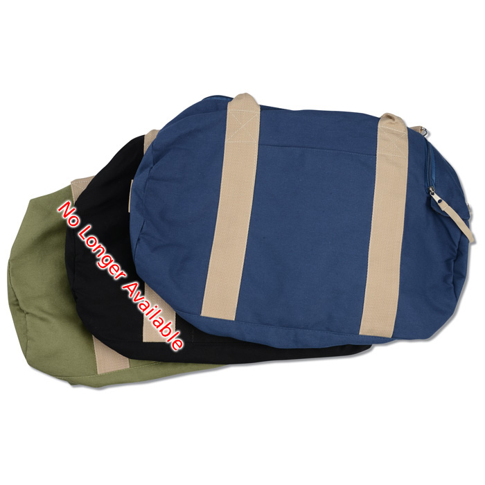 4imprint Ca Mod Canvas Duffel Bag C123907 Imprinted With