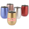 View Extra Image 1 of 1 of Imperial Wine Stainless Cup - 10 oz.