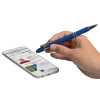 View Extra Image 2 of 3 of Rita Soft Touch Stylus Metal Pen