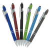 View Extra Image 3 of 3 of Rita Soft Touch Stylus Metal Pen