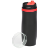 View Extra Image 1 of 3 of Stealth Oasis Vacuum Stainless Tumbler - 12 oz. - 24 hr