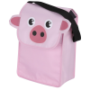 View Image 2 of 2 of Paws and Claws Lunch Bag - Pig
