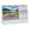 View Extra Image 3 of 5 of Beautiful Places Executive Desk Calendar