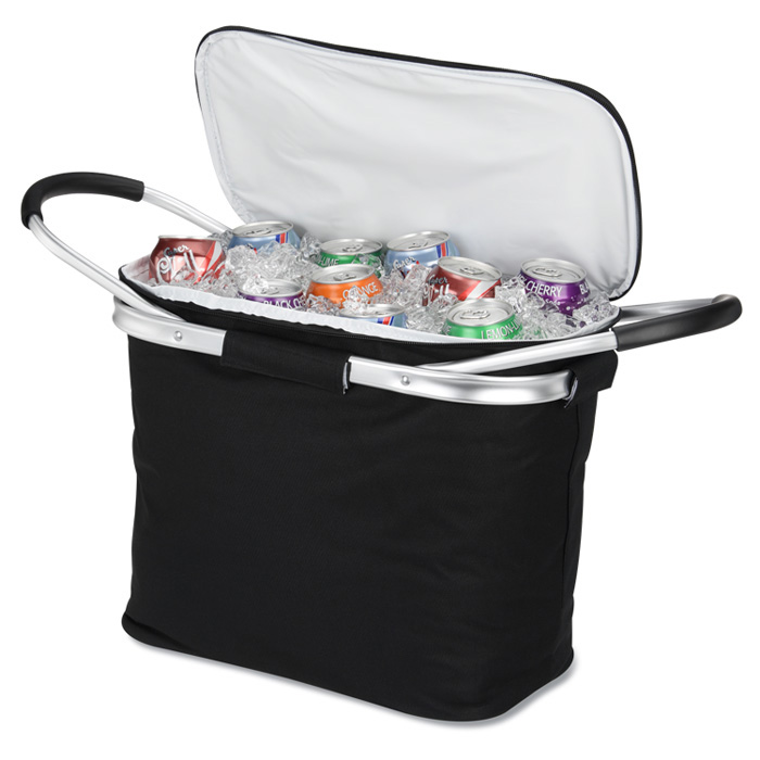 Picnic Baskets For 4 Ireland : Imprint picnic basket cooler c imprinted with