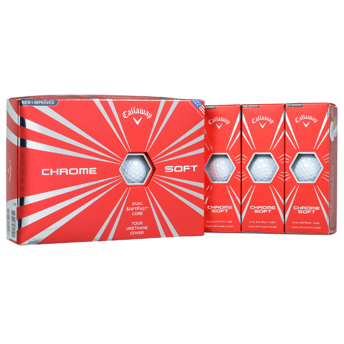 4imprint Ca Callaway Chrome Soft Golf Ball Dozen