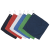 """View Image 3 of 3 of Microfibre Golf Towel - 12"""" x 12"""""""