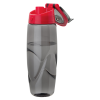 View Extra Image 1 of 3 of Colour Pop Tritan Water Bottle - 32 oz.