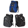 "View Extra Image 1 of 3 of High Sierra Swerve 17"" Laptop Backpack - Embroidered"