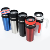 View Extra Image 1 of 1 of Flare Travel Mug 16 oz. - Closeout