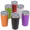 View Extra Image 2 of 3 of Yowie Vacuum Tumbler with Stainless Straw Set - 18 oz. - Powder Coat