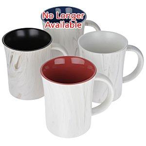 4imprint Ca Marbled Mug 13 Oz 24 Hr C134363 24hr