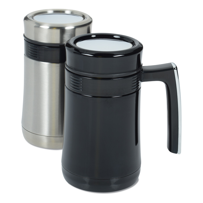 how to clean davids tea travel mug