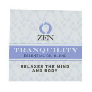 Zen Essential Oil Mini Bottle - Tranquility Image 1 of 2