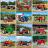 View Extra Image 1 of 1 of Classic Tractors Appointment Calendar - Spiral