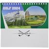 View Extra Image 1 of 4 of Golf Courses Desk Calendar