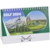 View Extra Image 2 of 4 of Golf Courses Desk Calendar