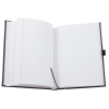 """View Image 2 of 3 of Pedova Large Bound Journal Book - 10"""" x 7"""""""