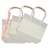 View Extra Image 1 of 1 of Countryside Cotton Tote - Embroidered