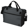 View Extra Image 4 of 4 of Tranzip 15 inches Laptop Briefcase Tote - Embroidered