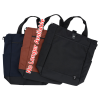 "View Extra Image 3 of 4 of Tranzip Tall 15"" Laptop Tote - Embroidered"