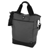 "View Extra Image 4 of 4 of Tranzip Tall 15"" Laptop Tote - Embroidered"