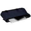 """View Image 2 of 4 of Tranzip 15"""" Laptop Messenger - Embroidered"""