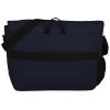 """View Image 3 of 4 of Tranzip 15"""" Laptop Messenger - Embroidered"""