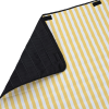 View Extra Image 3 of 5 of Roll-Up Beach Blanket with Pillow - Closeout Colours