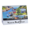 View Extra Image 2 of 4 of Scenes of Canada Desk Calendar
