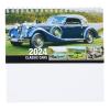 View Extra Image 1 of 5 of Classic Cars Desk Calendar