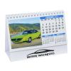 View Extra Image 3 of 5 of Classic Cars Desk Calendar