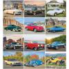 View Extra Image 5 of 5 of Classic Cars Desk Calendar
