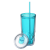 View Extra Image 2 of 3 of Refresh Simplex Tumbler with Straw - 16 oz.