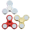 View Extra Image 1 of 4 of LED Metallic Fidget Spinner