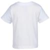View Image 2 of 3 of Rabbit Skins Jersey T-Shirt - Toddler - White