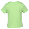 View Image 2 of 5 of Rabbit Skins Jersey Long Sleeve T-Shirt - Toddler - Colours