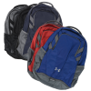 View Extra Image 5 of 5 of Under Armour Hustle II Backpack - Embroidered