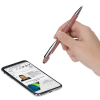 View Extra Image 1 of 5 of Incline Morandi Soft Touch Metal Stylus Pen