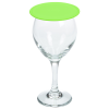 View Extra Image 2 of 2 of Silicone Wine Glass Cover/Coaster - Closeout