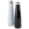 View Extra Image 2 of 2 of Peristyle Vacuum Bottle - 16 oz.  Marble