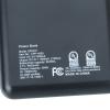 View Extra Image 7 of 7 of Copeland Light-Up Logo Power Bank - 8000 mAh
