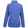 View Extra Image 2 of 3 of Crossland Heather Fleece Jacket - Ladies'