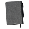 View Extra Image 2 of 2 of Nomad Heathered Notebook with Pen