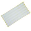 "View Image 2 of 3 of Cabana Striped Microfibre Beach Towel - 30"" x 60"""