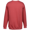 View Extra Image 1 of 2 of M&O Knits Cotton Blend Sweatshirt - Screen
