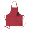 View Extra Image 1 of 1 of Adjustable Easy Care 2 Pocket Apron -  Embroidered