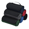 View Extra Image 1 of 3 of Crossland Roll Up Blanket - Embroidered