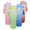 View Extra Image 2 of 2 of Sea Breeze Glass Bottle - 14 oz. - 24 hr