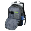 "View Extra Image 1 of 2 of Wenger Glide 17"" Laptop Backpack - Embroidered"