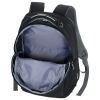 """View Extra Image 2 of 5 of Wenger Pro-Check 17"""" Laptop Backpack - Debossed"""